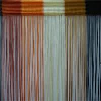 1мм Нитяная штора радуга вертикальная 109
