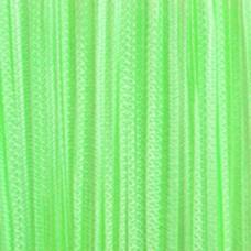 Кисея шторы однотонные нити салатовые (15)