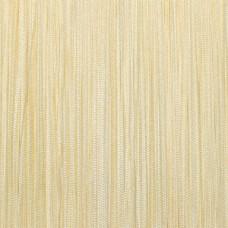Кисея шторы однотонные нити молочные (203m)
