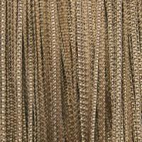 3мм Нитяная штора плоская нить 274